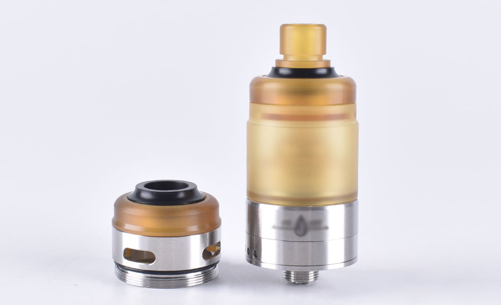 Dome V2 22mm  316SS 2.8ML RDTA  Atomizer