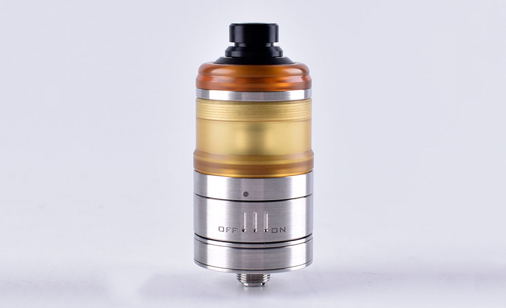 Dome V3 24mm 316SS 3.5ML RDTA Atomizer