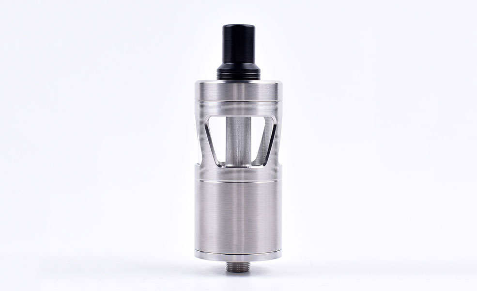 SQ N MTL 24mm 316SS 5.0ML RTA Atomizer (No LOGO)