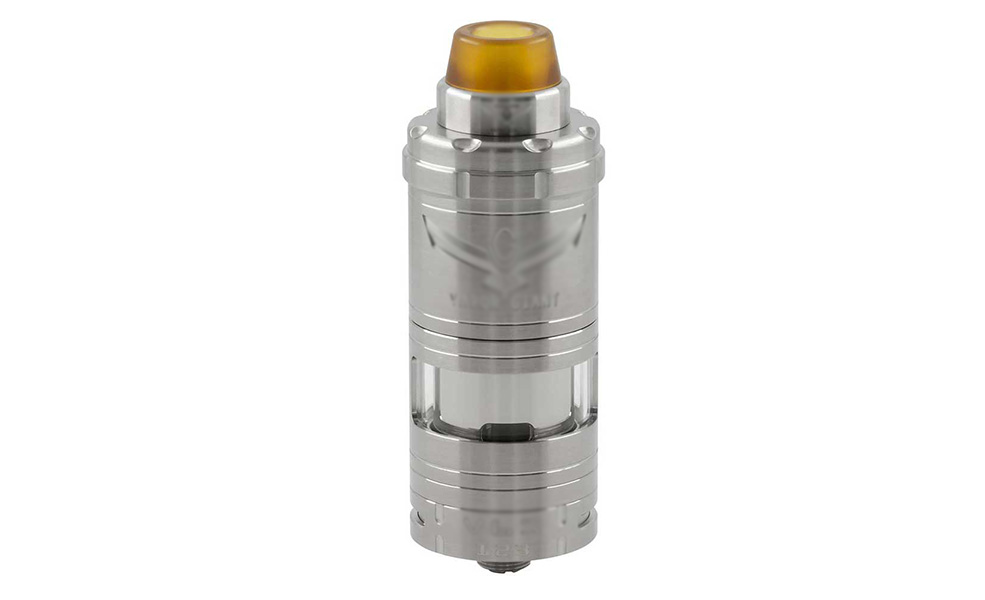 VG V6s 23mm 5.5ML RTA Atomizer - Silver