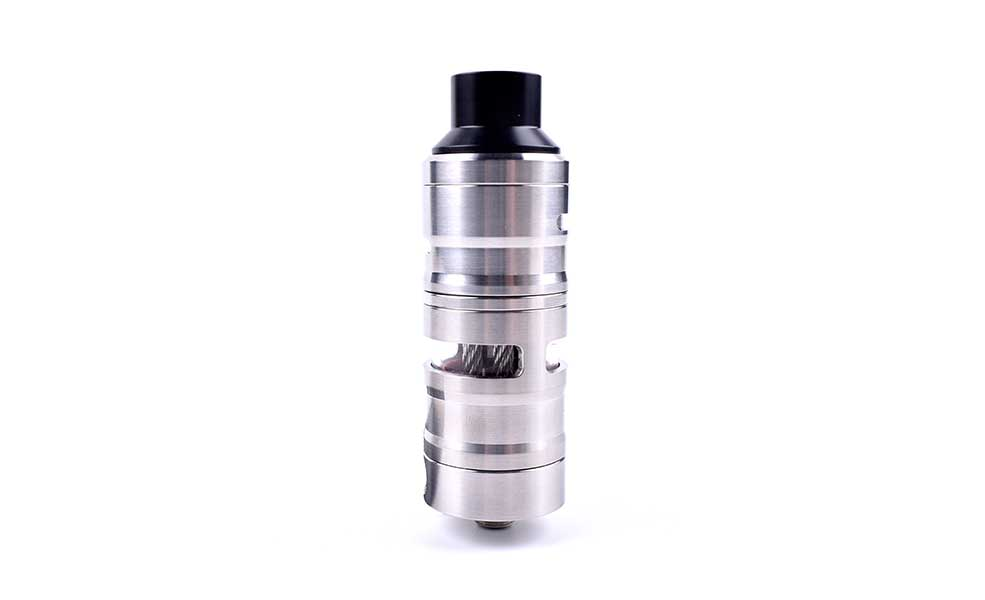 ShenRay GEVOLUTION V2 23mm 4.0ML RDTA Atomizer - Silver