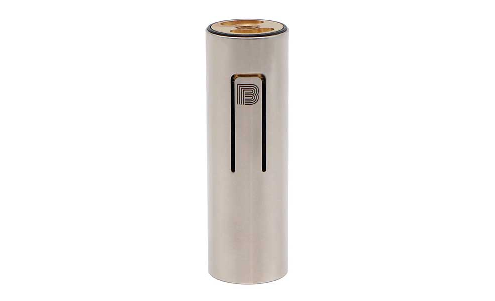 Bestia Animal 18650 Mechanical Mod 24mm - Glossy Silver