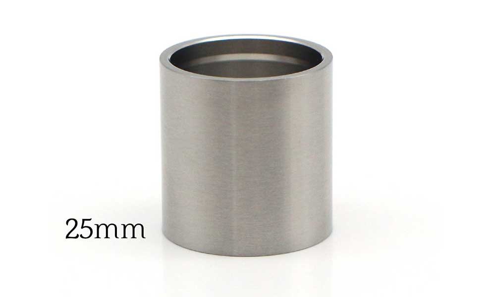 316SS Tank Tube for 25mm TF GTR RTA - Silver