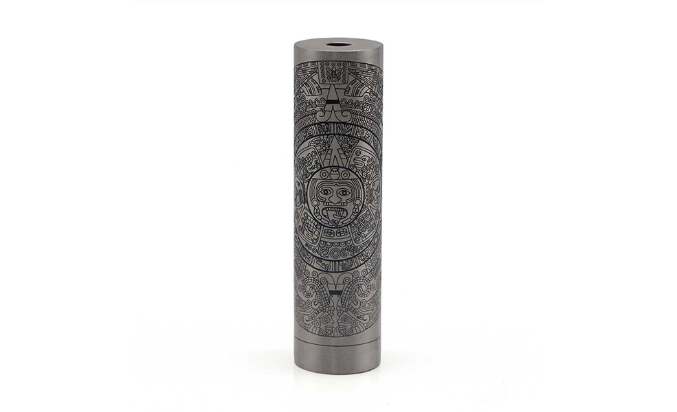 Summon 18650/21700 Mechanical Mod 24.5mm - Silver